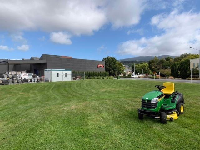 Garden tractor copy